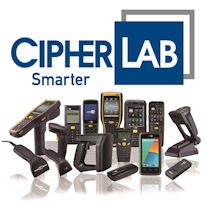 Suppliers of CipherLAB Scanners and Barcode Readers