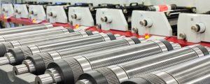High Capacity Label Print & Packaging Rollers